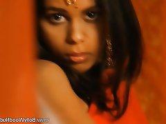 Brunette, Indian, MILF