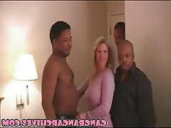 Gangbang, Group Sex, Interracial, Orgy