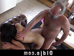 Brunette, Hardcore, Masturbation, Old and Young, Teen