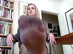 Foot Fetish, POV