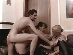 Mature, Swinger, Threesome