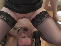 MILF, Wife, Pissing, Husband