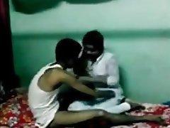 Indian, College, Kissing, Desi, Teen