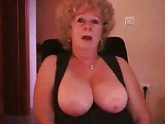 Big Boobs, Masturbation, Mature, POV, Webcam