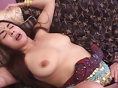 Asian, Blowjob, Creampie, Indian