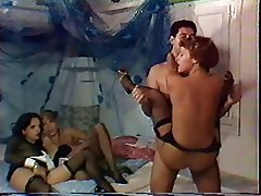 Group Sex, Hairy, Stockings, Swinger