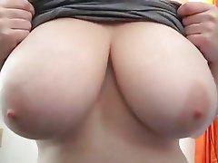 Big Boobs, Close Up, Nipples