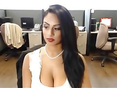 Amateur, Asian, Indian, Webcam