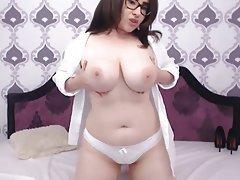 Amateur, Big Boobs, Webcam